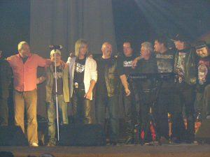 КЛИПОВЕ LIVE КОНЦЕРТ 2008 г.
